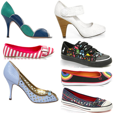 All Types of Shoes for Girls