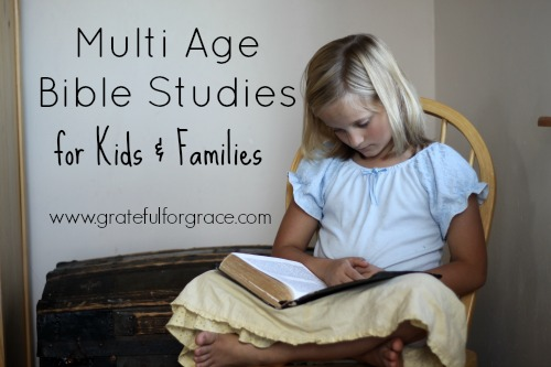 Multi Age Bible Studies WEB