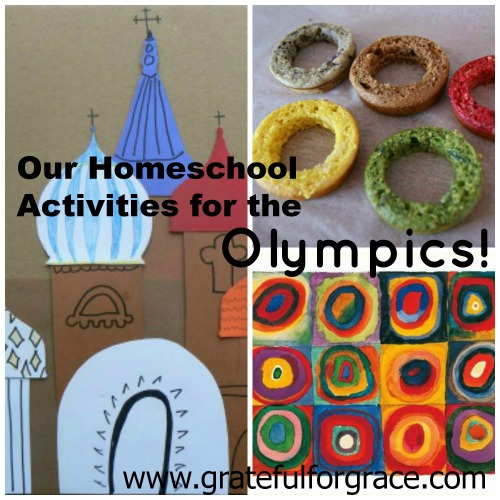 Olympic activities Banner WEB