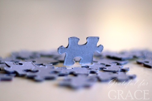 Puzzle Piece Single WEB