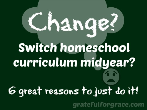 change curric