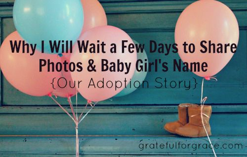Why Waiting for Name and Photos WEB